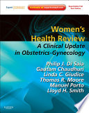 Women's Health Review : women's health review. this comprehensive, yet succinct summary...