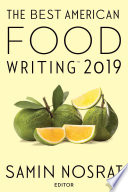 The Best American Food Writing 2019 Book PDF