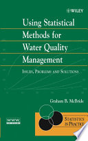 Using Statistical Methods for Water Quality Management