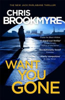 Want You Gone Book Cover