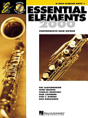 Book Essential elements 2000   comprehensive band method