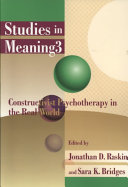Studies in Meaning 3