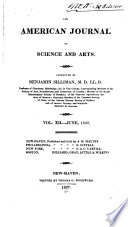The American Journal Of Science And Arts : ...