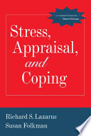 Stress Appraisal And Coping book