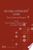 Income Contingent Loans