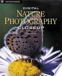 Digital Nature Photography Closeup