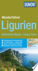 DuMont Wanderf  hrer Ligurien  Italienische Riviera  Cinque Terre