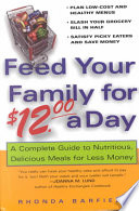Feed Your Family for  12 a Day