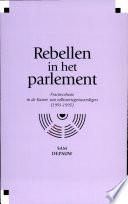 Rebellen in het parlement