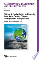 Globalization  Development And Security In Asia  In 4 Volumes