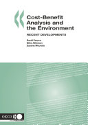 Cost-Benefit Analysis and the Environment Recent Developments