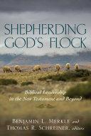 Shepherding God's Flock