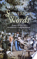 Subversive Words
