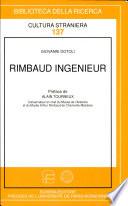 Rimbaud ingénieur