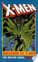 X Men  The Brood Saga