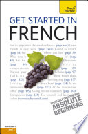 Get Started in Beginner s French  Teach Yourself