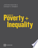 Handbook on Poverty   Inequality