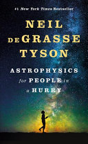 Astrophysics for People in a Hurry-book cover