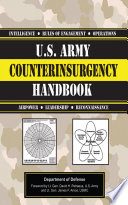 U S  Army Counterinsurgency Handbook