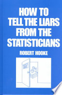 How to Tell the Liars from the Statisticians Book PDF