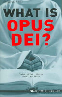 What is Opus Dei