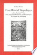 Franz Heinrich Ziegenhagen