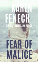 Fear of Malice  the Malice Series    Book 2 Of 2