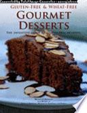Gluten Free   Wheat Free Gourmet Desserts