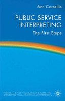 Ebook Public service interpreting Epub Ann Corsellis Apps Read Mobile