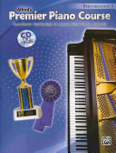 Premier Piano Course Performance  Bk 5  Book   CD