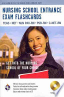Nursing School Entrance Exams Flashcards