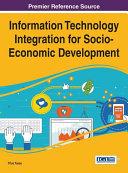 Information Technology Integration for Socio-Economic Development