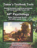 Myers  Psychology for AP 2nd Edition Student Workbook