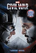 Marvel s Captain America  Civil War  The Junior Novel