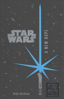 Star Wars a New Hope Novel