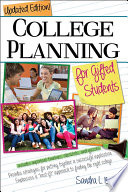 College Planning for Gifted Students
