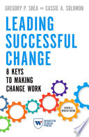 Leading Successful Change  Revised and Updated Edition Book PDF