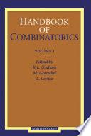 Handbook of Combinatorics