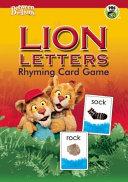 Lion Letters Rhyming Card Game Pdf/ePub eBook