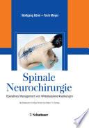 Spinale Neurochirurgie