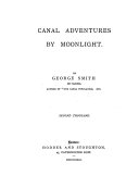 Book Canal Adventures by Moonlight