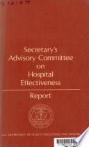 Secretary's Advisory Committee on Hospital Effectiveness