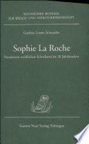 Sophie La Roche