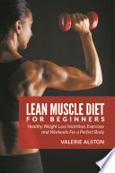 Lean Muscle Diet For Beginners