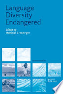 Language Diversity Endangered : a global coverage. it features such...