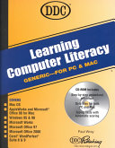 Learning computer literacy