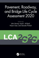Pavement Roadway And Bridge Life Cycle Assessment 2020