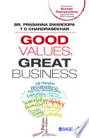 Good Values Great Business