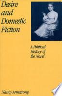 Desire and Domestic Fiction Book PDF