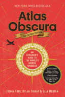 Atlas Obscura, 2nd Edition Book